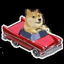 Racer Doge
